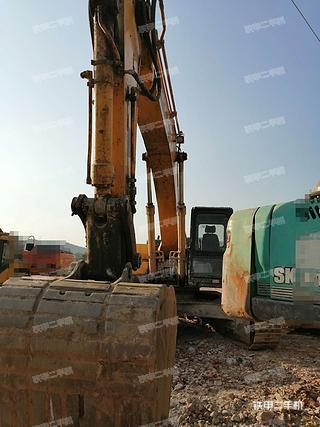 玉柴YC360LC-8挖掘机实拍图片