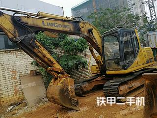 二手柳工 CLG915C 挖掘机转让出售