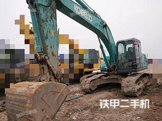神钢SK210LC-10挖掘机实拍图片