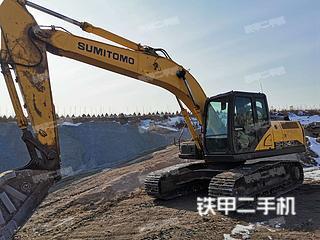 二手住友 SH220LC-6 挖掘机转让出售