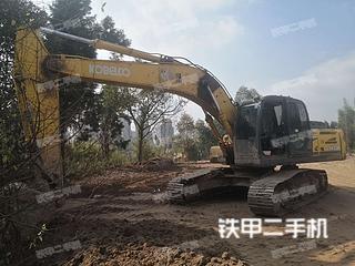 神钢SK260LC-8挖掘机实拍图片