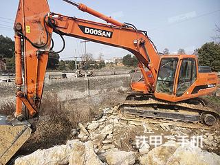 二手斗山 DH215-9 挖掘机转让出售