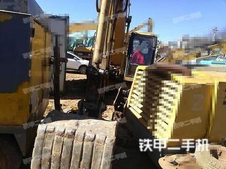 云南-曲靖市二手卡特彼勒311B挖掘机实拍照片