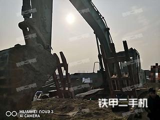 二手住友 SH200 挖掘机转让出售