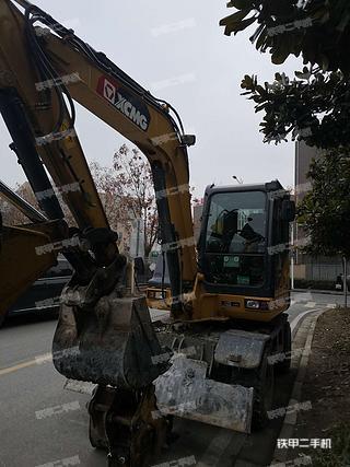 二手徐工 XE60WA 挖掘机转让出售