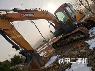 二手徐工 XE155D 挖掘机转让出售