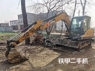 二手徐工 XE75DA 挖掘机转让出售