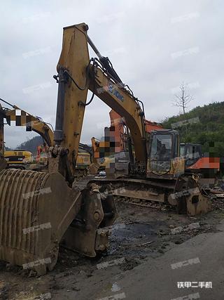 二手徐工 XE215D 挖掘机转让出售