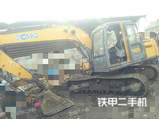 二手徐工 XE135B 挖掘机转让出售