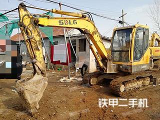 二手山东临工 LG660 挖掘机转让出售