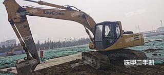 二手柳工 CLG225 挖掘机转让出售