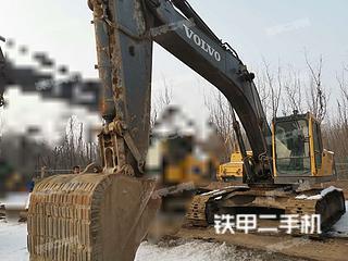 二手沃尔沃 EC290BLC 挖掘机转让出售