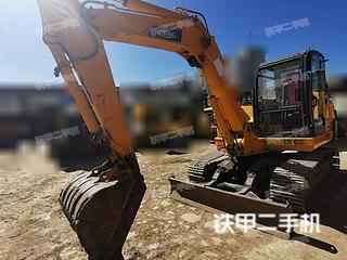 二手雷沃重工 FR85-7 挖掘机转让出售