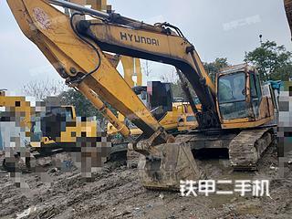 二手现代 R200-5 挖掘机转让出售