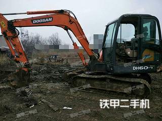 二手斗山 DH60-7 挖掘机转让出售