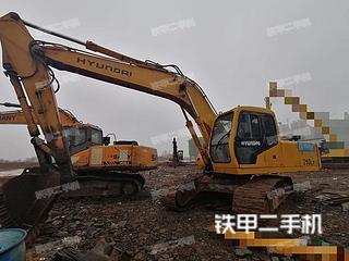 二手现代 R200LC 挖掘机转让出售