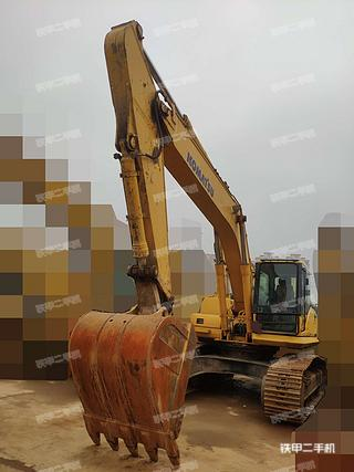 湖南-长沙市二手小松PC270-7挖掘机实拍照片