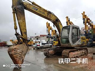 二手住友 SH120 挖掘机转让出售