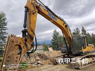 二手徐工 XE270DK 挖掘机转让出售