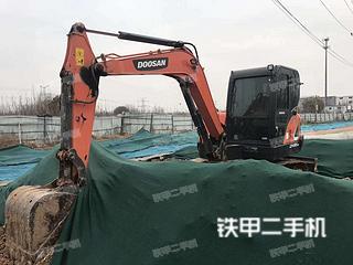 二手斗山 DX55-9C 挖掘机转让出售