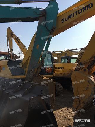 二手住友 SH210A5 挖掘机转让出售