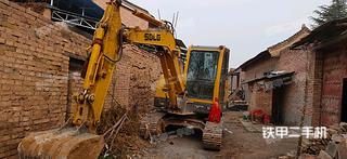 二手山东临工 E660FL 挖掘机转让出售