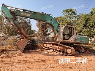 二手神钢 SK230 挖掘机转让出售