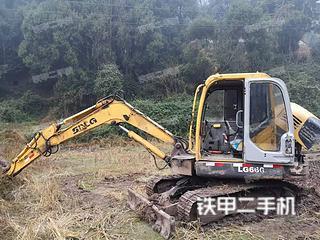 二手山东临工 60 挖掘机转让出售