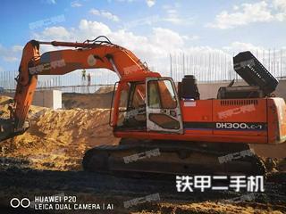 二手斗山 DH300 挖掘机转让出售