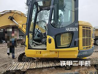 二手小松 PC128US 挖掘机转让出售