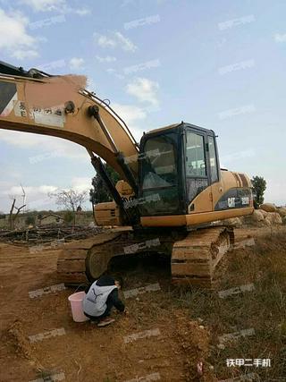 二手卡特彼勒 320D-E 挖掘机转让出售