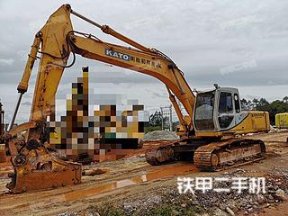 二手加藤 HD1023II 挖掘机转让出售