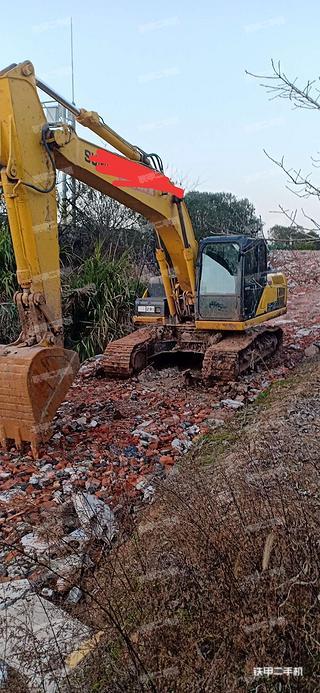 湖南-衡阳市二手住友SH200A6挖掘机实拍照片