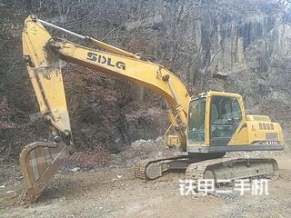 二手山东临工 LG6210 挖掘机转让出售