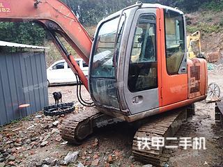 浙江-杭州市二手日立ZX60挖掘机实拍照片
