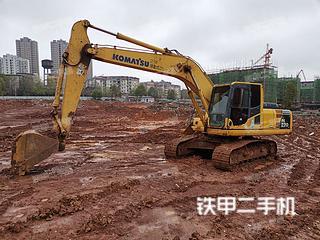 江西-吉安市二手小松PC200-8挖掘机实拍照片