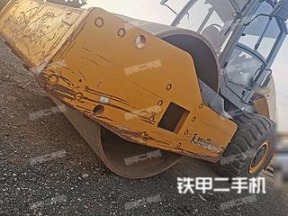 陕西-咸阳市二手柳工CLG6122E压路机实拍照片