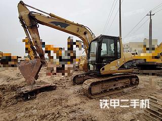 广西-南宁市二手卡特彼勒311CU挖掘机实拍照片