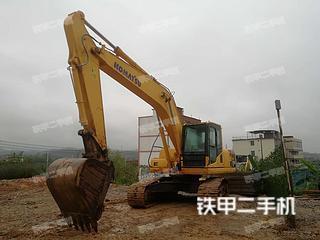 广西-南宁市二手小松PC210LC-8挖掘机实拍照片