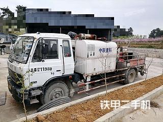 中聯重科ZLJ5120THB車載泵實拍圖片
