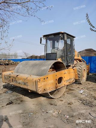 陕西-汉中市二手柳工CLG6122压路机实拍照片
