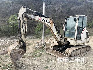 特雷克斯TC60挖掘機實拍圖片
