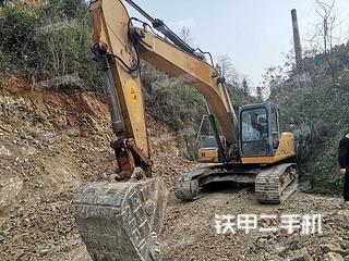 湖南-怀化市二手徐工XE260C挖掘机实拍照片