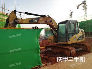 湖南-邵阳市二手卡特彼勒311C挖掘机实拍照片