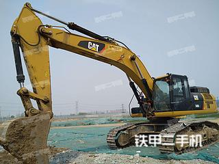 山东-临沂市二手卡特彼勒340D2L挖掘机实拍照片