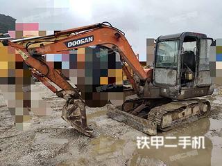 二手斗山 DH55-V 挖掘机转让出售