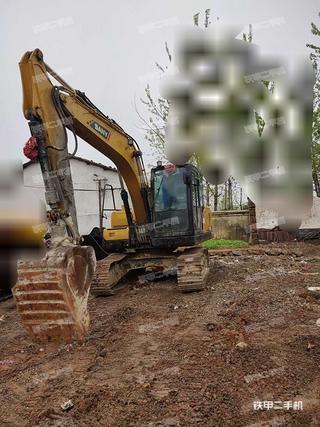 二手三一重工 SY125C 挖掘机转让出售