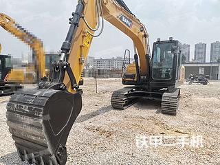 云南-曲靖市二手三一重工SY135C挖掘机实拍照片