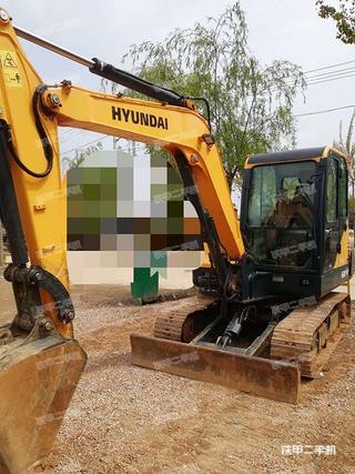 二手现代 R 60VS 挖掘机转让出售