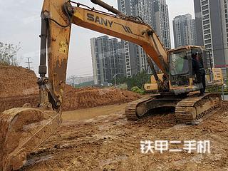 湖北-荆州市二手三一重工SY215C挖掘机实拍照片